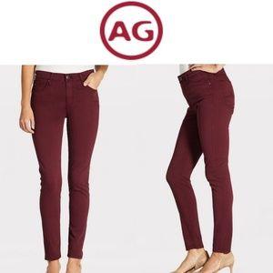 AG Jeans Farrah Skinny Highrise